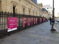 LiveTweet @futur_en_seine au Cnam à Paris le 12 juin 2014 pour le festival du numérique.