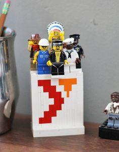 Bert & David's LEGO Loving Style