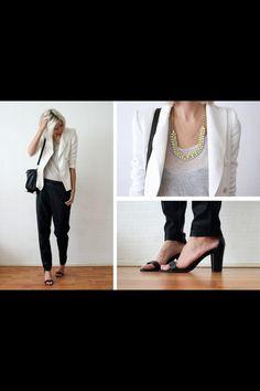 Outfit - blazer
