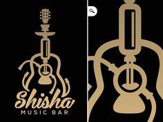Logo Shisha Music Bar by n2n44