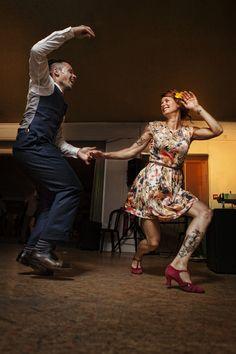 Lindy Hop in Paris by Eric Esquivel - Photo 81795315 - 500px