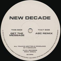 New Decade - ABC Remix (1992)