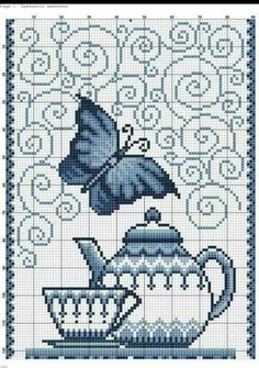 Thrilling Designing Your Own Cross Stitch Embroidery Patterns Ideas. Exhilarating Designing Your Own Cross Stitch Embroidery Patterns Ideas. Cross Stitch Owl, Butterfly Cross Stitch, Cross Stitch Kitchen, Cross Stitch Charts, Cross Stitch Designs, Cross Stitching, Cross Stitch Embroidery, Cross Stitch Patterns, Knitting Charts