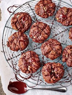 Devil's double choc malt cookies | Jamie Oliver | Food | Jamie Oliver (UK)