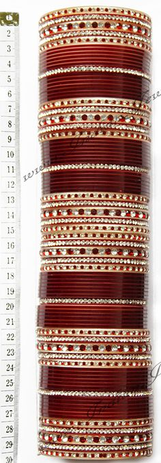Bridal Chura 2.10 UGWC02900    Bangles for Wedding!!
