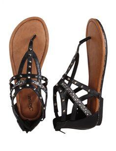 Studded Gladiator Sandals | Girls Sandals Shoes | Shop Justice