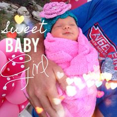 Sweet baby girl!!! @Kristian Nightengale