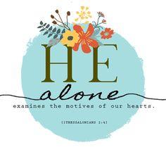 1 Thessalonians 2:4