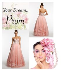 """""""What To Wear To Your Dream Prom!"""" by camillelavie ❤ liked on Polyvore featuring Kevin Jewelers and modern"""