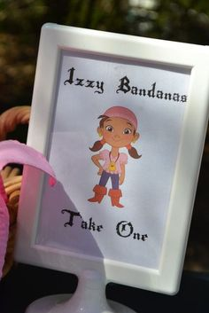 """Photo 1 of 77: Pirates / Birthday """"Pirate Party - Jake and the Neverland Pirates""""   Catch My Party"""