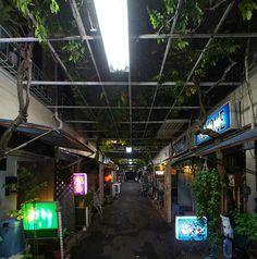 夜散歩のススメ「初音小路飲食店街」 東京都台東区浅草