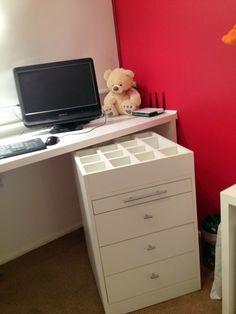 cajonera de escritorio