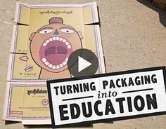 "Echa un vistazo a este proyecto @Behance: \u201cColgate - ""Turning Packaging Into Education""\u201d https://www.behance.net/gallery/27950401/Colgate-Turning-Packaging-Into-Education"