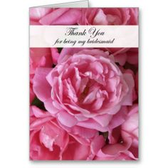 Bridesmaid Thank You Card We have the best promotion for you and if you are interested in the related item or need more information reviews from the x customer who are own of them before please follow the link to see fully reviewsHow to          Bridesmaid Thank You Card Here a great...