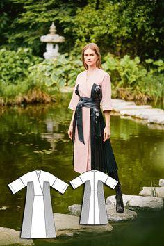 Kimono dress 10/2015 #117ABC http://www.burdastyle.com/pattern_store/patterns/kimono-blouse-102015?utm_source=burdastyle.com&utm_medium=referral&utm_campaign=bs-tta-bl-150914-CherryBlossomCollection117BC