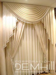 Cortinas modernas, Cortinas motorizadas o automatizadas, cortinas ...