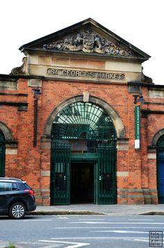 2. st georges market belfast A zonzo per Belfast – parte 1 #belfast #northernireland #irlandadelnord