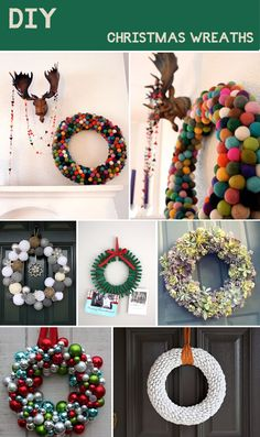 Christmas Wreath Round-up: Where to Buy and How to DIY by Pocketful of Dreams    Christmas Decor, Christmas Styling, Christmas Wreath, DIY Wreaths, How-To, Tutorial, Wreaths to Buy, Wreaths to Craft