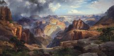 Image result for thomas moran paintings