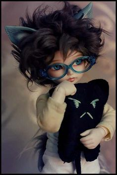 Fantasy | Whimsical | Strange | Mythical | Creative | Creatures | Dolls | Sculptures