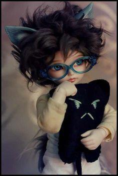 Fantasy | Whimsical | Strange | Mythical | Creative | Creatures | Dolls | Sculptures