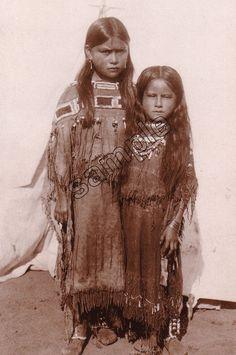 Daughters of Quanah Parker, Comanche