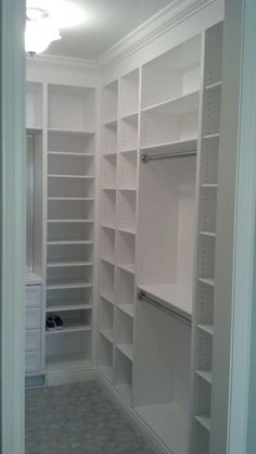 ideas small master bedroom closet organization wardrobes for 2019 Wardrobe Storage, Closet Storage, Closet Organization, Bedroom Storage, Pax Wardrobe, Organization Ideas, Small Wardrobe, Classic Wardrobe, Wardrobe Basics