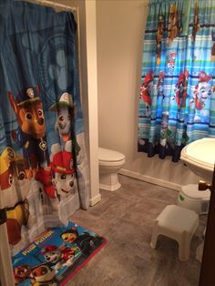 Paw patrol inspired room | Toddler Boys Room | Pinterest | Paw ...