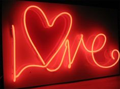 A little Valentine's Day love! #neonsigns