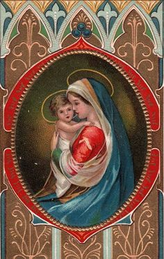 Blessed Virgin Mary: