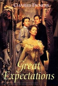 """Great Expectations by Charles Dickens. This classic tale tells of an orphan, Pip, who through a series of strange circumstances first finds a trade as a blacksmith's apprentice and then learns that he has """"great expectations"""" of a future inheritance from an anonymous benefactor."""