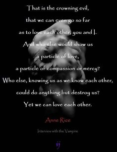 Anne Rice / ;)i(: