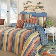 Create unique and attractive bed in your bedroom using king size quilts for more comfortable sleep. There are many options for the king quilts that can be chosen to complete the comfortable sleep during your night