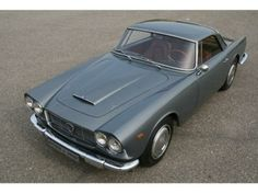 #Lancia #Flaminia GT #Touring