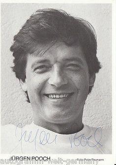 Jürgen Pooch (* 21. Mai 1943 in Insterburg, Ostpreußen; † 18. August 1998 in der Türkei) - Ohnsorg-Theater