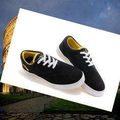 Adidas Originals Stile NEO Scarpe da Uomo Nero/Giallo