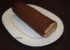 Brazo de gitano de trufa para #Mycook http://www.mycook.es/cocina/receta/brazo-de-gitano-de-trufa