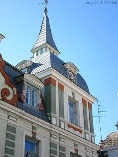 Tallinna - melkein kuin ulkomailla olisi