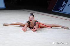 Melitina Staniouta (Belarus) won gold in hoop finals at World Cup (Berlin) 'Berlin Masters' 2016