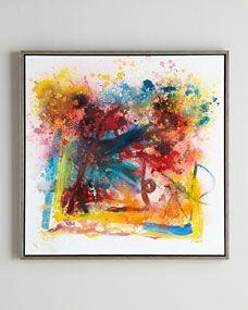 Rosenbaum Fine Art Confuse Painting
