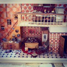 "Roombox ""Eleanor Rigby"" scala 1:16"