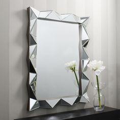 5 wall mirrors art - Large Designer Wall Mirrors