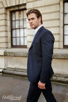 Chris Hemsworth for The Hollywood Reporter