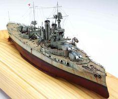 1/700 HMS Iron Duke 1918 (Combrig)