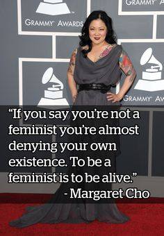 Margaret Cho - 13 Feminist Comedians Prove Just How Fun Challenging the Patriarchy Can Be - Mic
