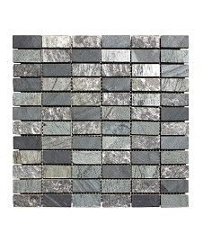 Terre Charcoal Mix 23X48 - ToppsTiles £8.99 per 30x30cm tile