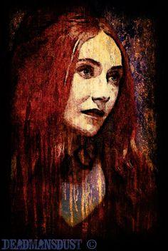 Melisandre by Deadmans-Dust.deviantart.com on @deviantART