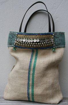 Bolsas de Yute - Crochetisimo