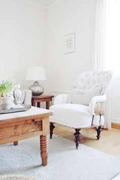 Neutral and calming