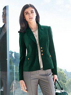 8d719a798734c 62 Best Green Work Wear images in 2016   Court attire, Work attire ...